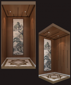 黔江电梯装饰