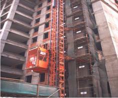 建筑施工电梯